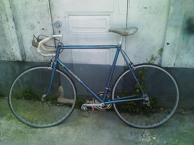 Raleigh Competition 1983. Rebuilt by ADS @ CR351 - Bicicletas & etc.