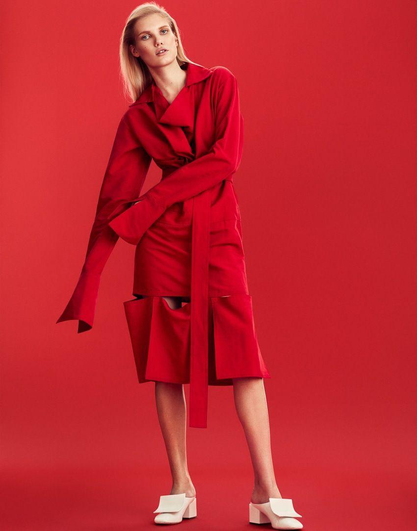 Grazia Italy March 2017 Yulia Terence by Xavi Gordo - Fashion Editorials