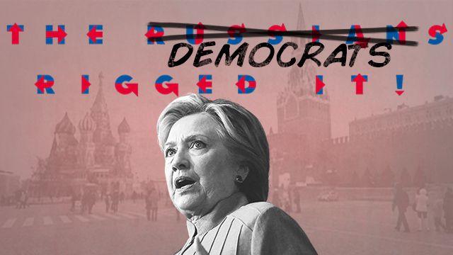 The Russian Meddling Meme Is Democrat Misdirection Too True