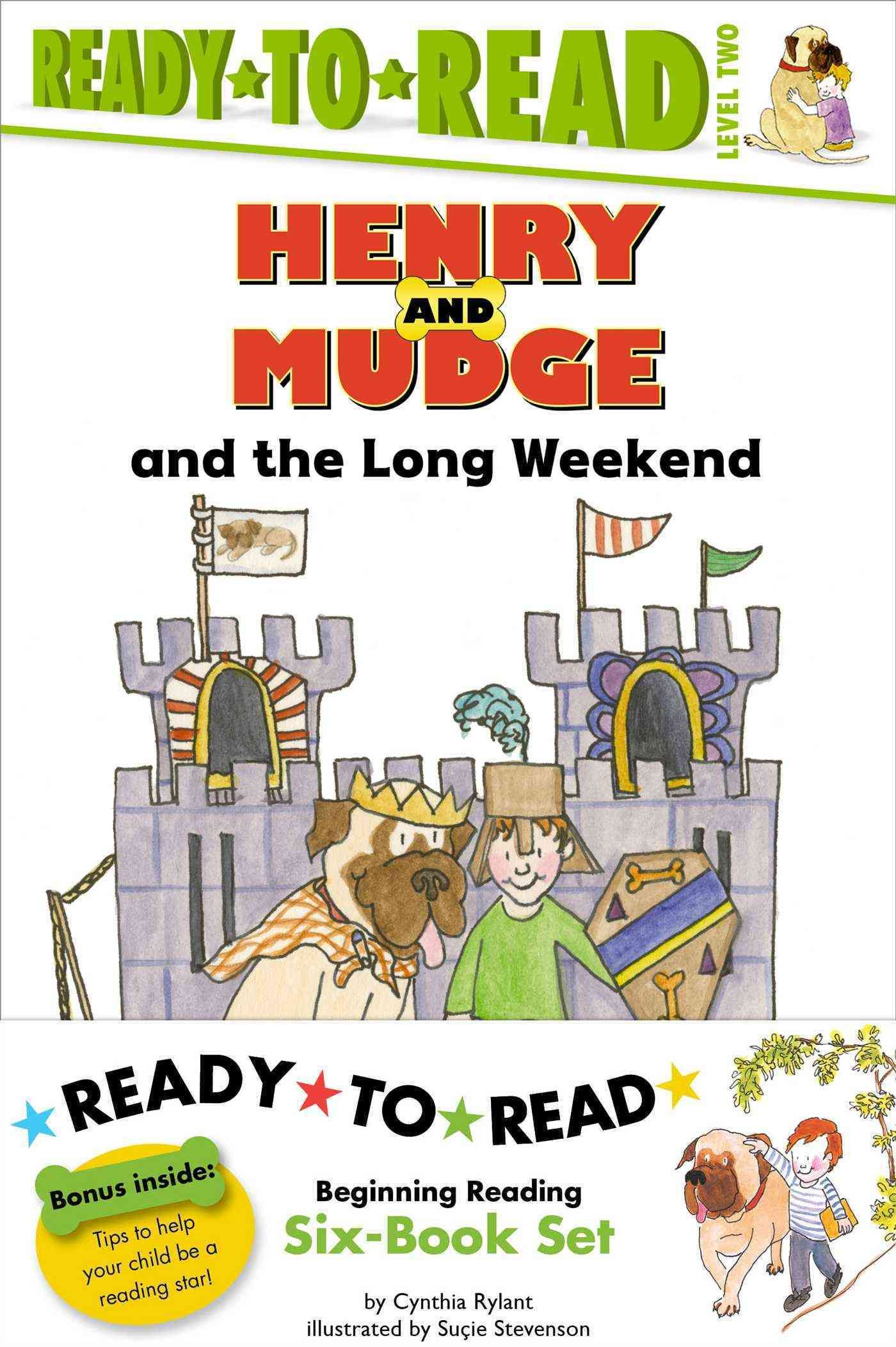 Henry And Mudge Ready To Read Level 2 Henry And Mudge