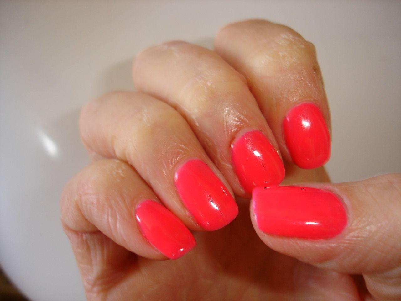 Jessica Geleration - Pink Explosion   Pretty Nailz   Pinterest ...