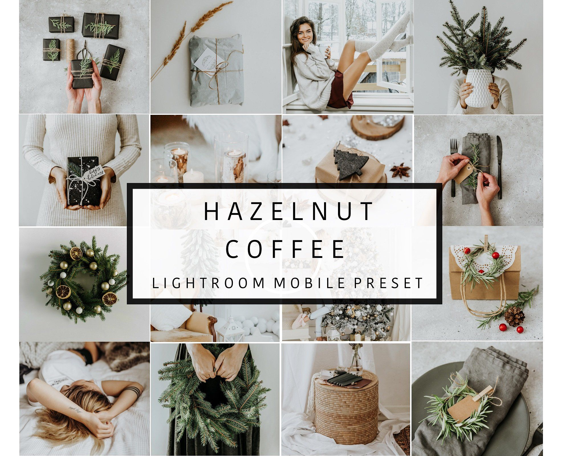 Mobile Preset HAZELNUT COFFEE MOBILEAPPFORMATLIGHTROOM
