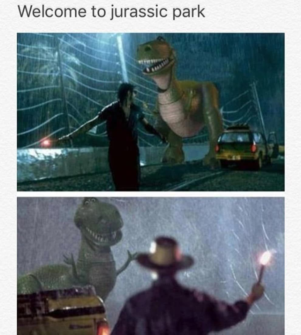 100 Disney Memes That Will Keep You Laughing For Hours Disney Memes Funny Pictures Jurassic Park