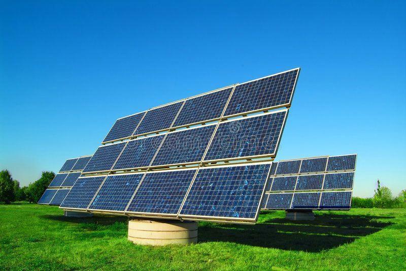 Solar Cells Blue solar cells for power generation