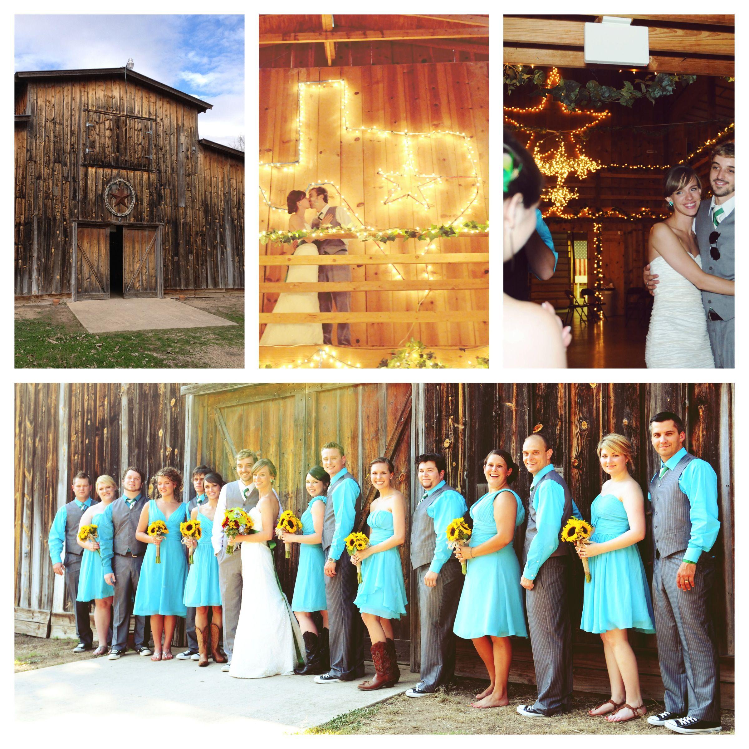 Old Barn Wedding Venue: Jack's Barn, Salado TX: Reception Venue Dream Come True