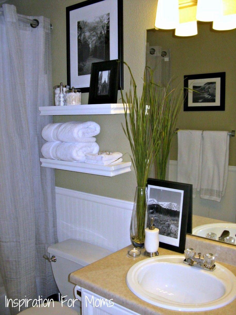 Guest Bathroom Decor Ideas New Beautiful Guest Bathroom Decorating Ideas Elegant Bathroom In 2020 Guest Bathroom Remodel Girl Bathroom Decor Bathroom Decor Sets