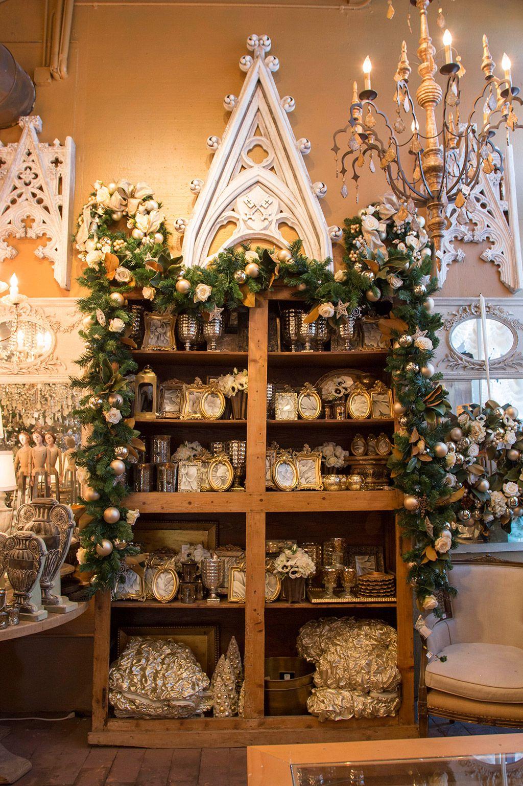 Christmas 2014 Christmas shop window, Christmas store