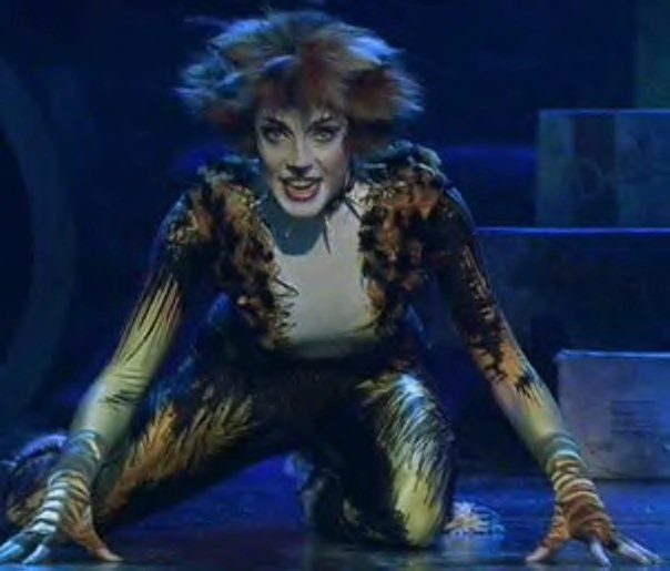 Demeter Cats The Musical Youtube Cats Jellicle Cats Cats Musical
