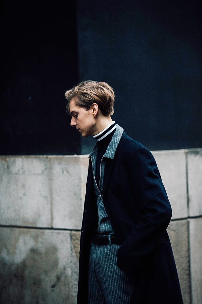 Street style at London Fashion Week Mens Fall/Winter 2017-2018