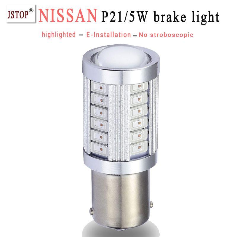 $7.13 (Buy here: https://alitems.com/g/1e8d114494ebda23ff8b16525dc3e8/?i=5&ulp=https%3A%2F%2Fwww.aliexpress.com%2Fitem%2FTIIDA-Brake-bulbs-P21-5W-24VAC-led-T20-light-12VAC-stop-lamp-BAY15D-Canbus-Lights-1157%2F32771618655.html ) TIIDA Brake bulbs P21/5W 24VAC led T20 light 12VAC stop lamp BAY15D Canbus Lights 1157 lamp led autolight bulbs car Brake Lights for just $7.13