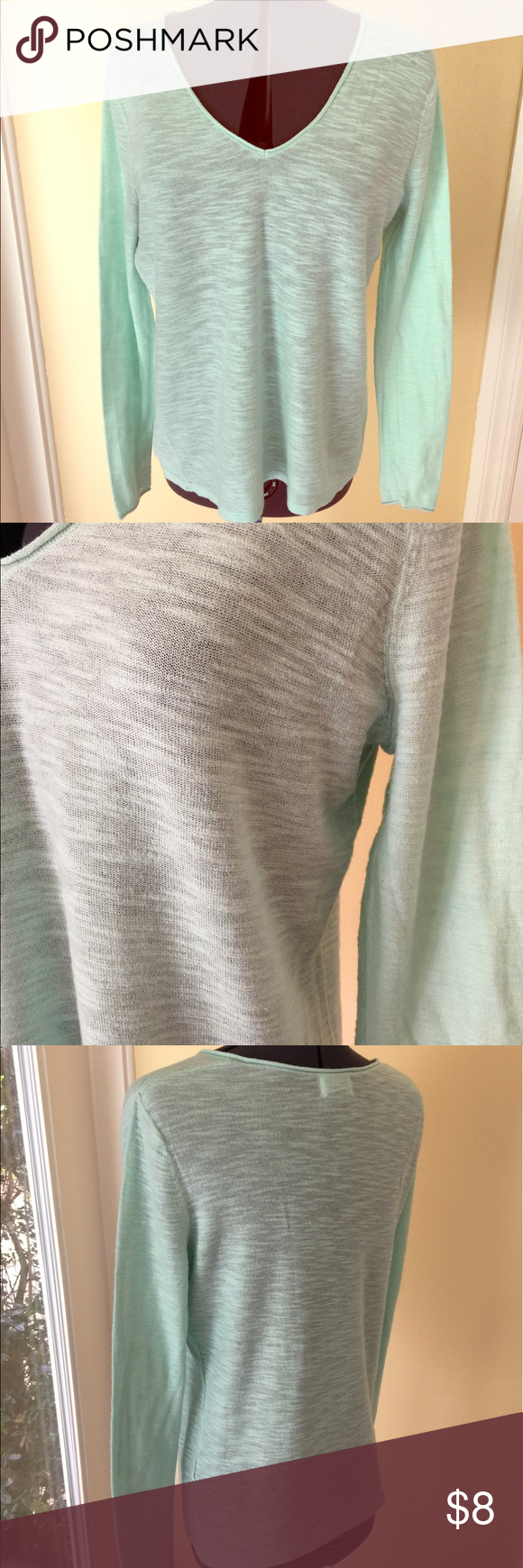 Summer sweater from Old Navy medium mint green | Summer sweaters ...