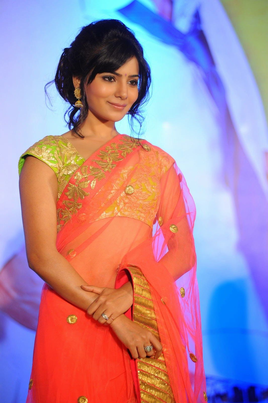 actress hd gallery samantha cute saree hd hot photo galleryz | hd