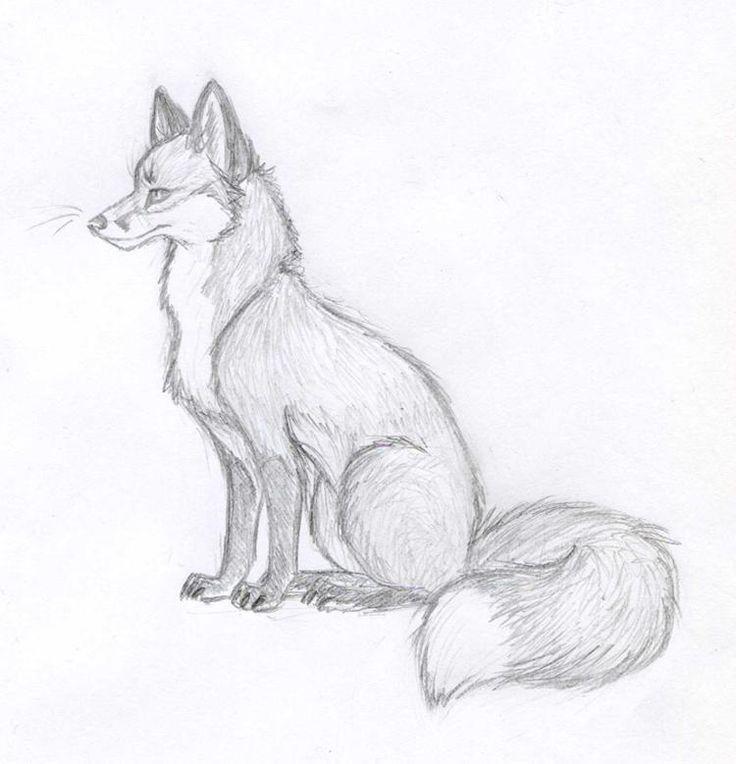 Fox Sketch – New 2012 by Vicnor on DeviantArt : Fox Sketch – New 2012 by Vicnor …