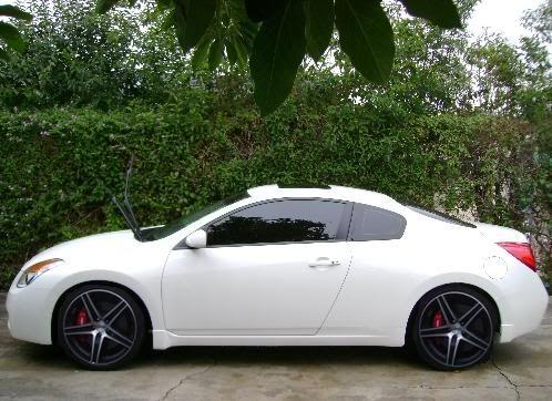 Nissan Altima.