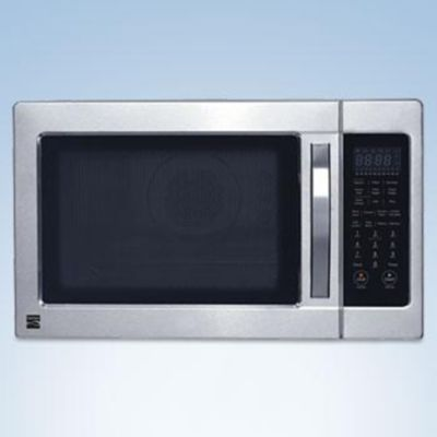 Kenmore Md 1 0 Cu Ft Convection Countertop Microwave Stainless