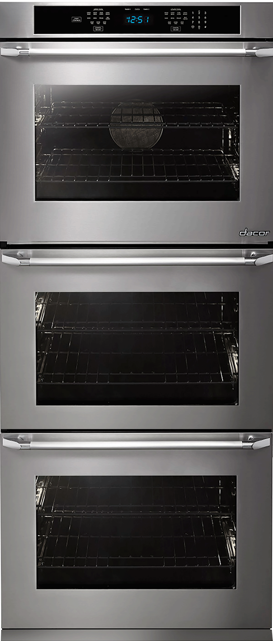 Dacor triple dual electric wall oven | Do you have any of these ...