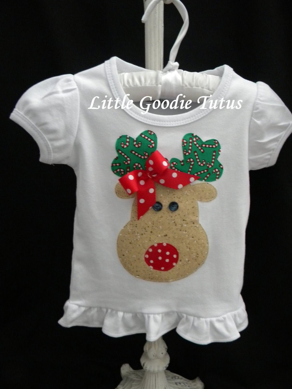 New Kids Girls Children Xmas Snowman Hat Scarf Christmas Printed T Shirt Tee Top