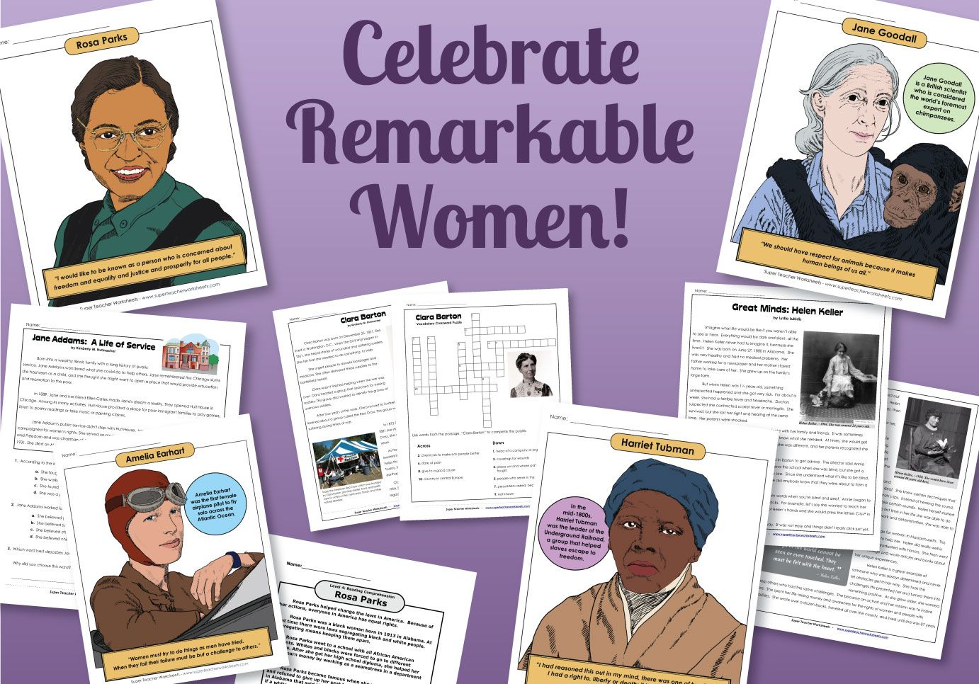 Did You Know March Is Womenshistorymonth Celebrate