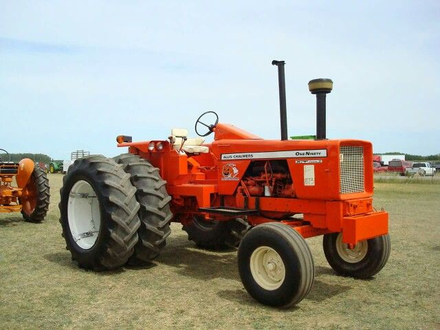 ALLIS-CHALMERS 190XT | Tractor Pulling and tractors ...
