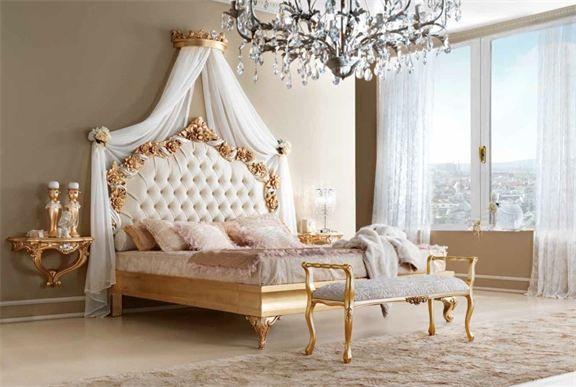 Barock Schlafzimmer, 030/12027622 Luxury bedroom decor
