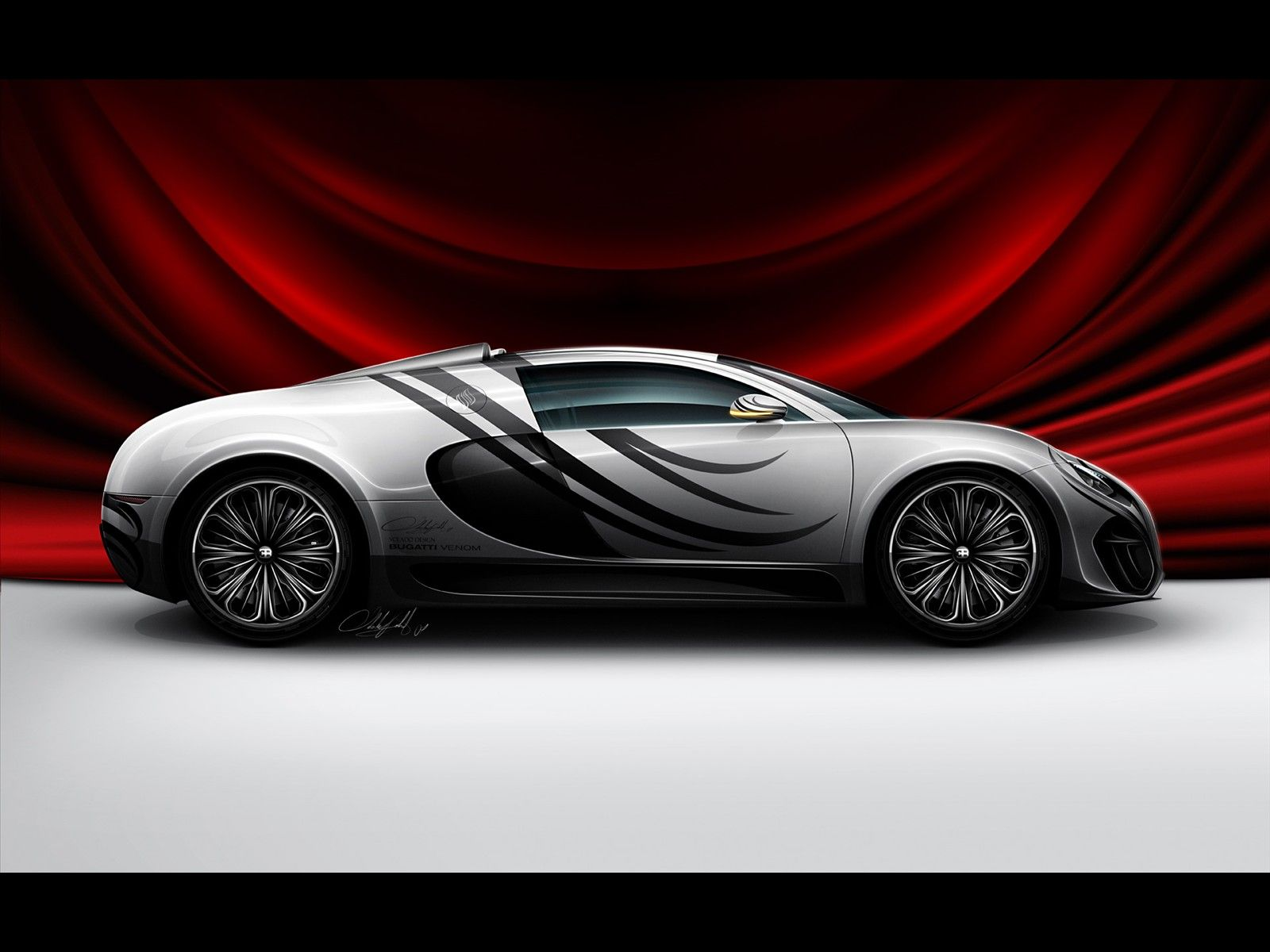 bugatti | free cars hd wallpapers: bugatti venom concept car hd wall