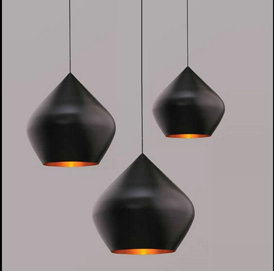 5 w led ampoule librement tom dixon pendentif grande taille lampe spades un noir blanc couleur. Black Bedroom Furniture Sets. Home Design Ideas