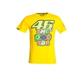 Shirt Valentino Rossi The Doctor Official Merchandise Motogp Valentino Rossi Mens Tops Merchandise