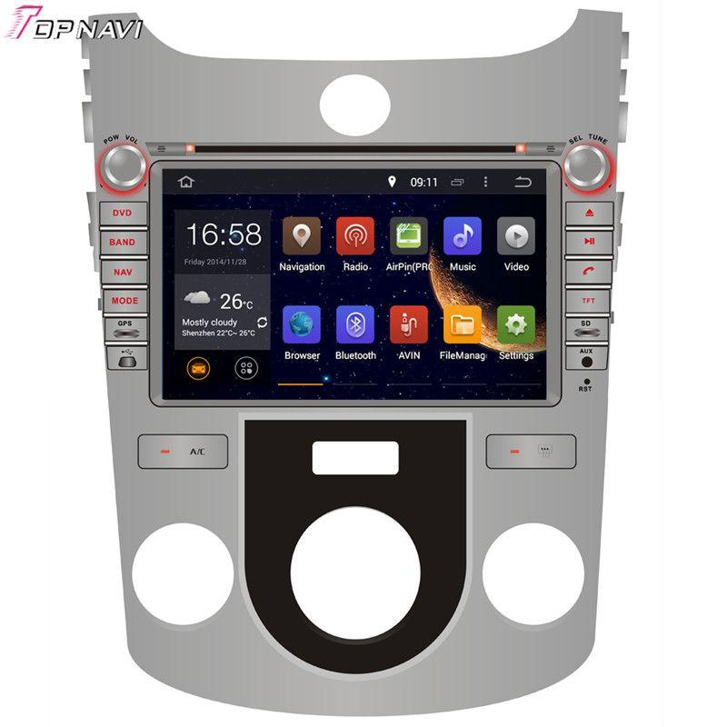 wanusual 8 octa core 2gb ram android 6 0 car navi for kia forte rh pinterest com