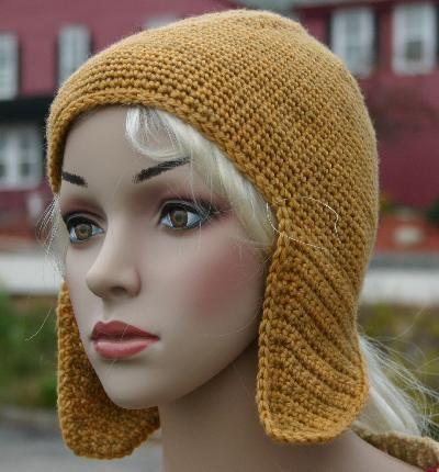 FREE CROCHET EARFLAP HAT PATTERNS | Crochet and Knitting Patterns ...