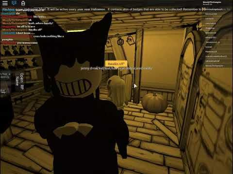 Roblox Bendy And The Ink Machine Roleplay With Sammy Bendy And