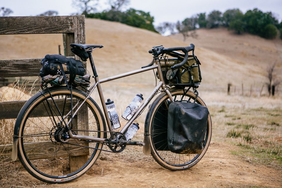 Review The Specialized Edition Awol Transcontinental Touring Bike