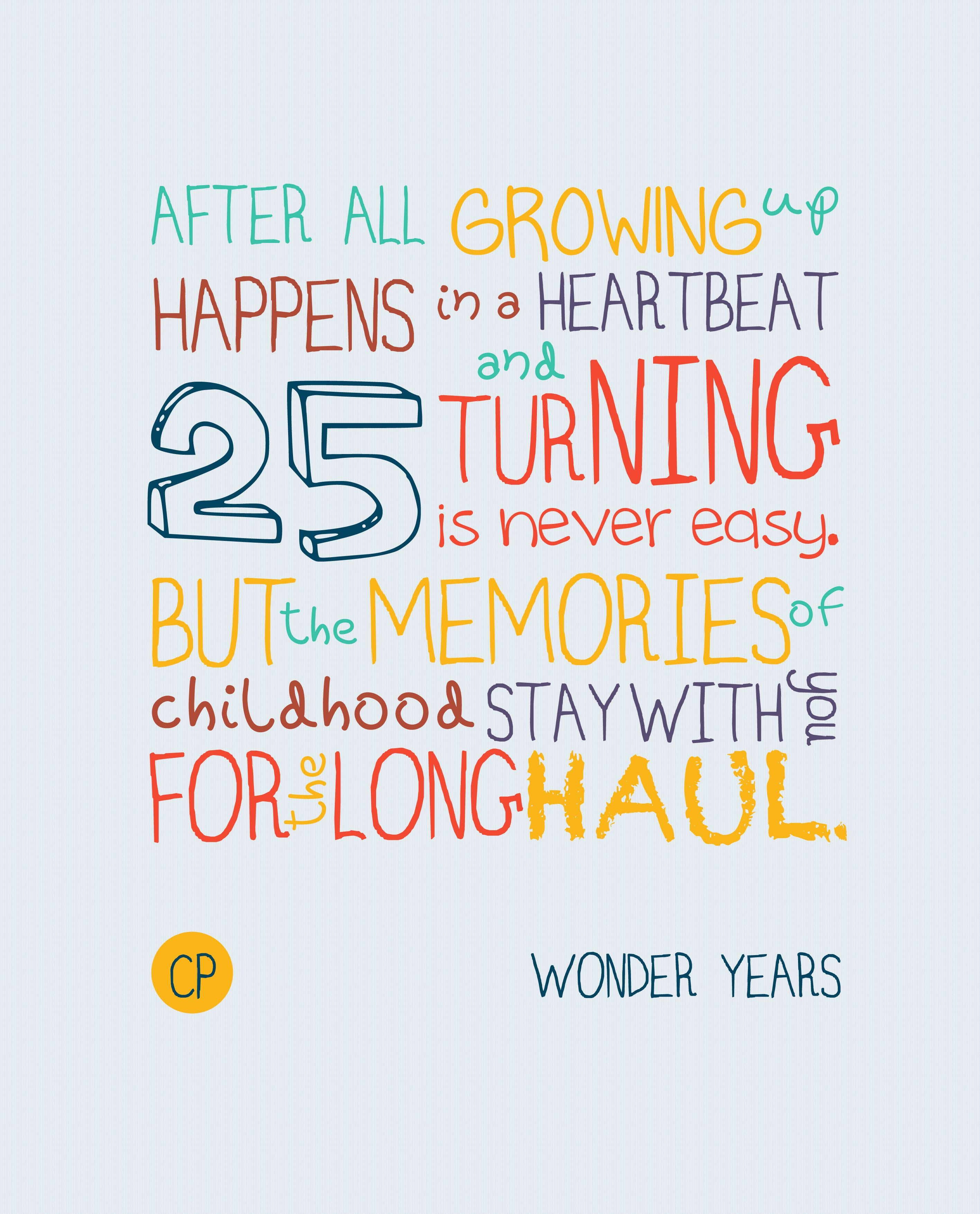 25th Birthday Wishes Funny : birthday, wishes, funny, Turning, Never, Happy, Birthday, Quotes,, Quotes, Daughter