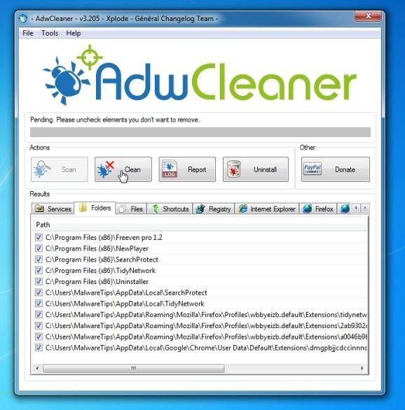 Mac adware cleaner uninstall