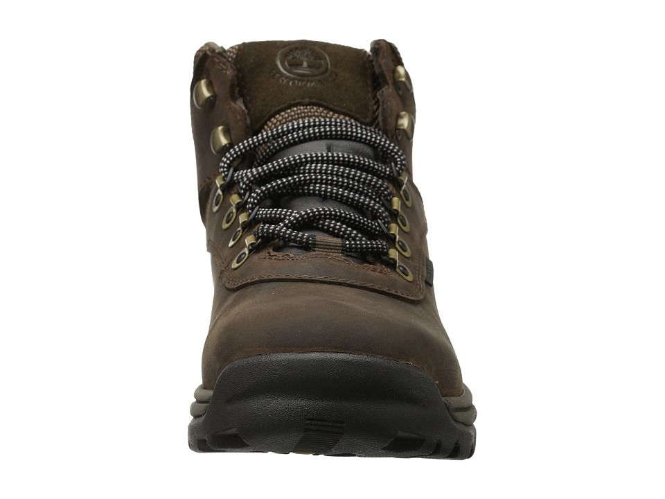 95ff6d365e6 Timberland White Ledge Mid Waterproof Men's Hiking Boots Brown ...