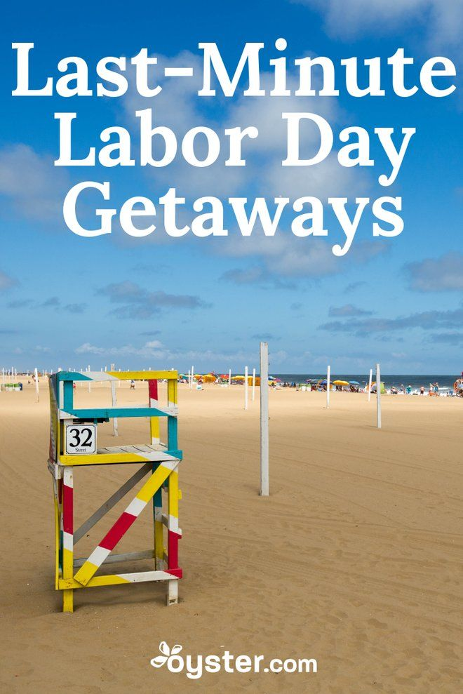 labor day weekend getaways from los angeles