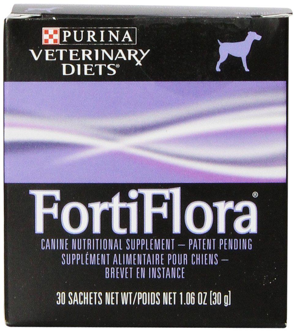 Purina Veterinary Diets Fortiflora Canine, 30 Sachets Per
