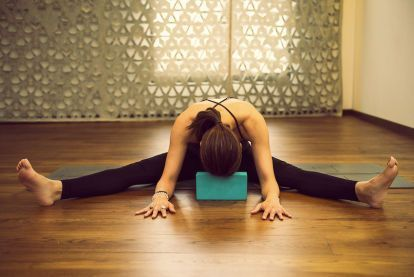 a yin yoga sequence to boost your metabolism  restore qi