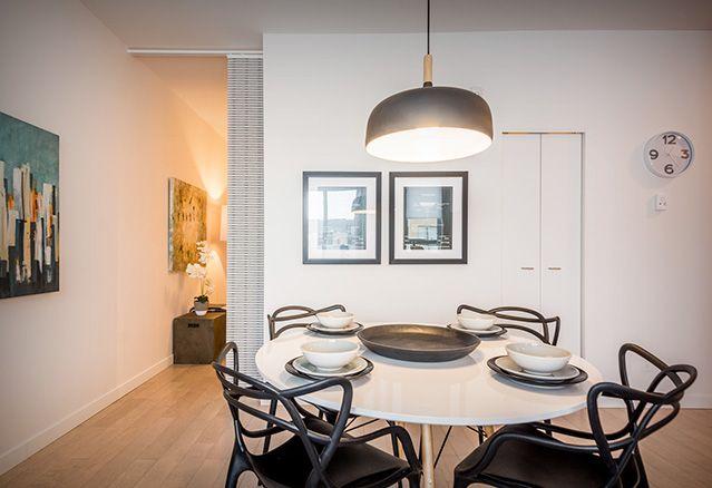 Salle à manger des modèles de design Pinterest Condos - modele de salle a manger design