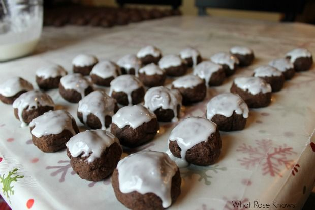 Italian Christmas Cookie Recipe The Italian Chocolate Cookie Also