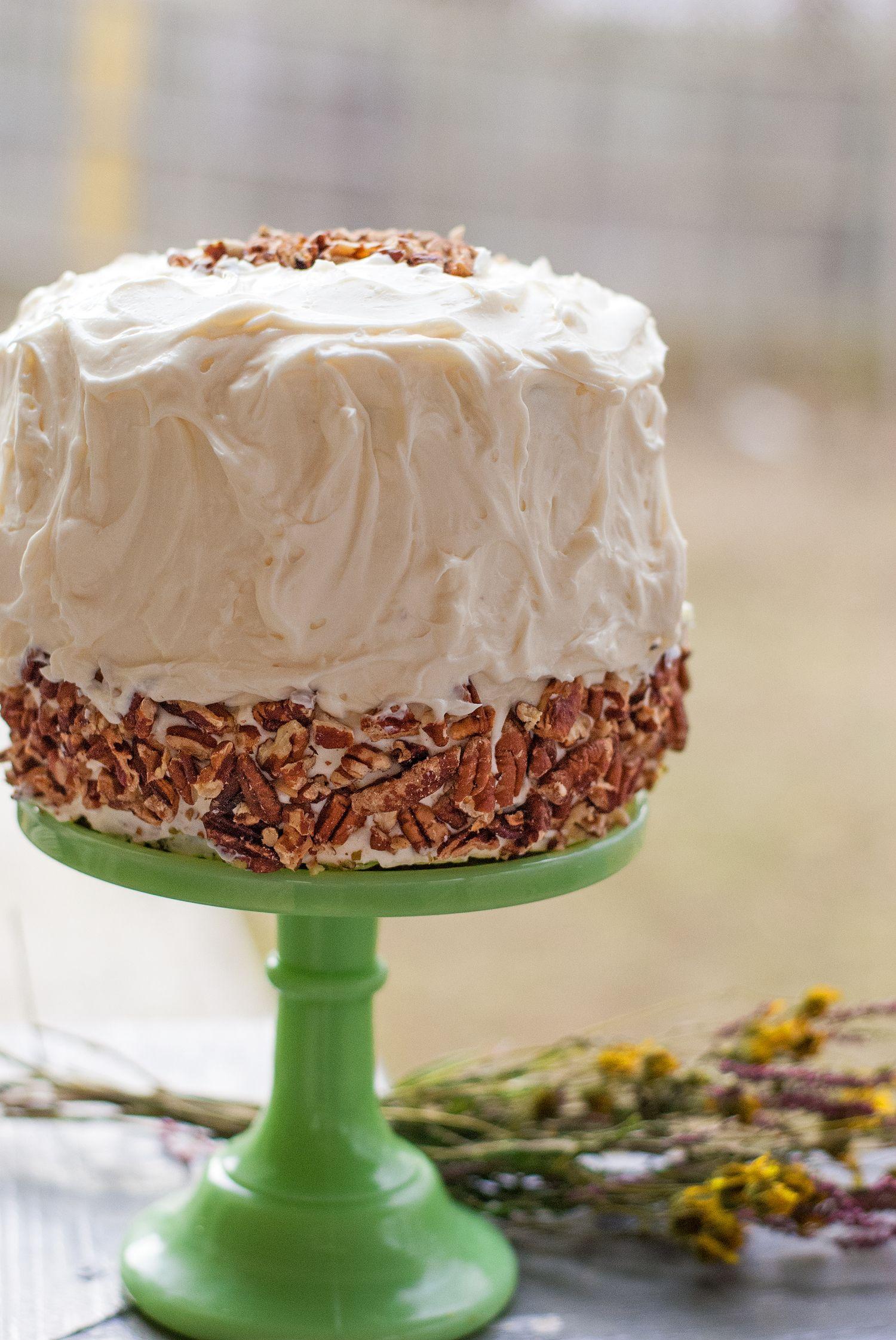 carrot cake ah