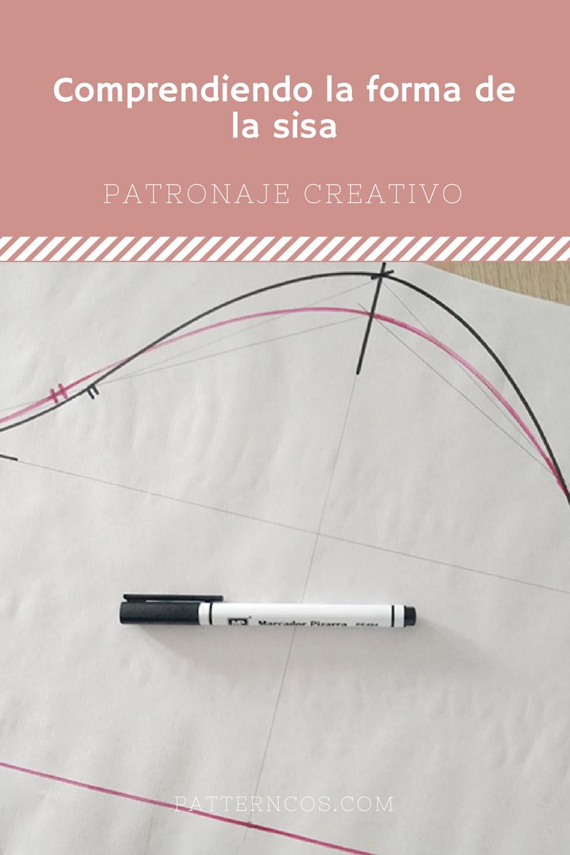 Cómo dibujar el patrón de la sisa de una manga dependiendo del tipo ...