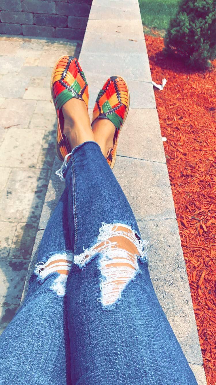 626ef2ff76b9 Mexican Huaraches