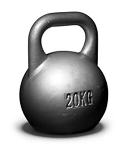 awesome kettle bell workout.