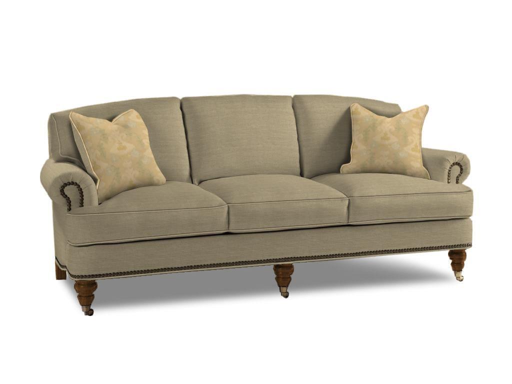Lillian August for Hickory White Living Room Somerset Sofa LA7019S ...