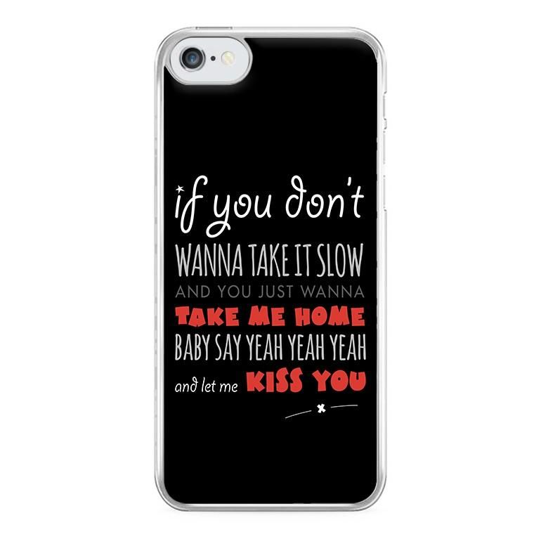 Kiss You Lyrics One Direction Phone Case Phone Cases Yours
