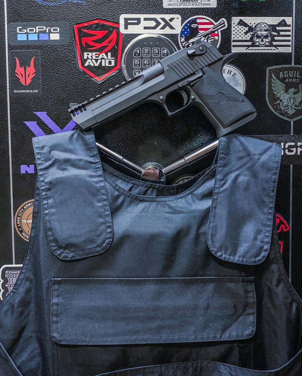 Pin on Bulletproof Vest SafeVest