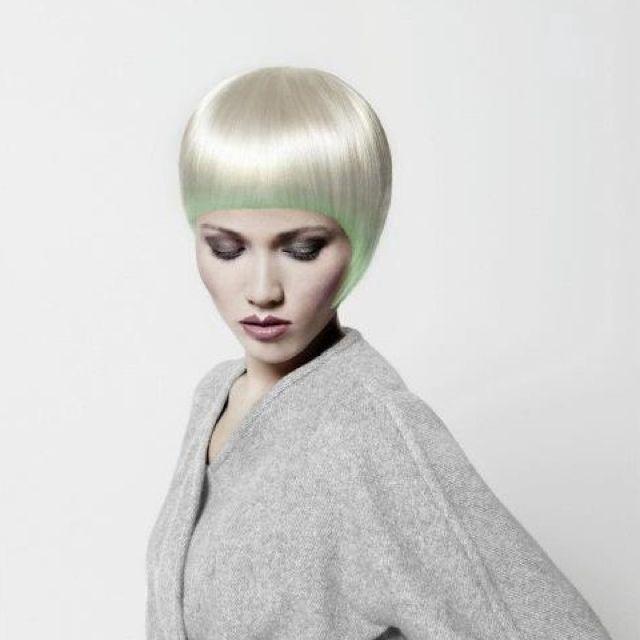 Vidal Sassoon Toupierte Haare Haarschnitt Frisuren