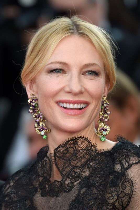 CATE BLANCHETT at Everybody Knows Premiere and Opening