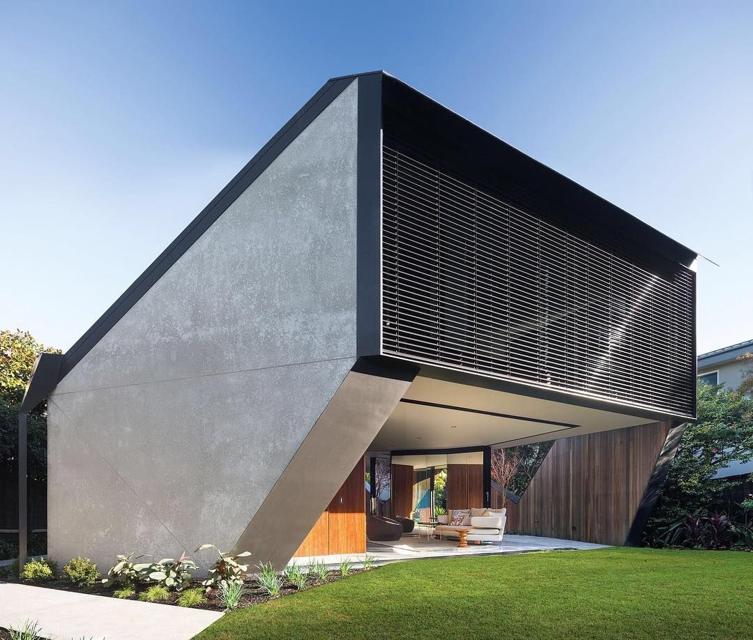 K House by Chenchow Little Architects located in Sydney ...