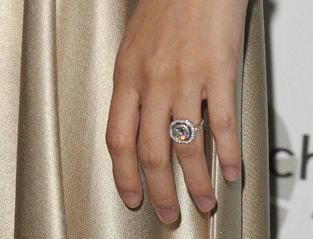 My Fav Nicole Richie Celebrity Engagement Rings Engagement